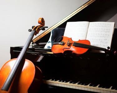 Recital per pianoforte, violino e violoncello - Palazzo Cavagnis - Venezia