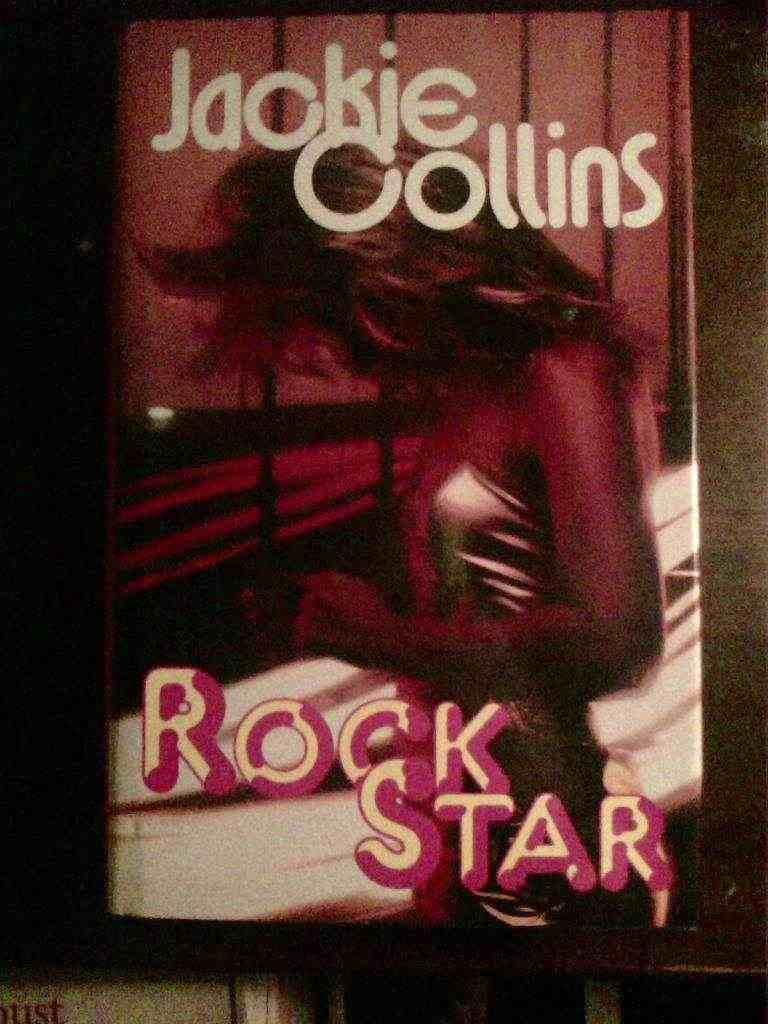 Jackie Collins - Rockstar