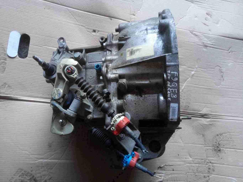 Cambio 6 Marce Renault Megane 1900 DCI 130 cv &quot07
