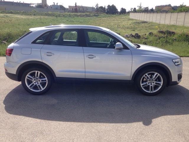 Audi Q3 2.0 TDI 140cv XENO-PELLE-NAVI