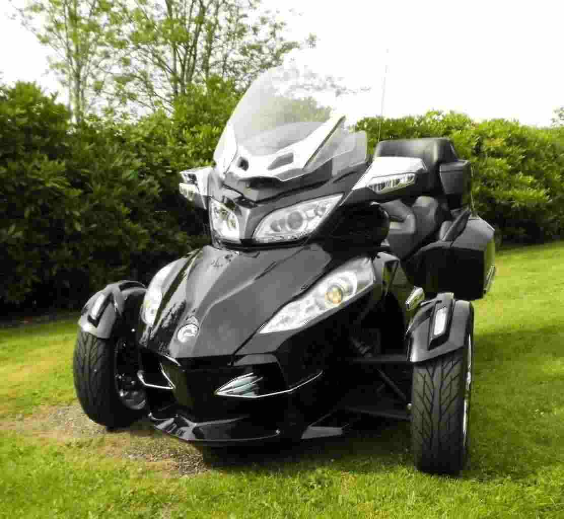 Can Am Spyder RT Limited SE 5