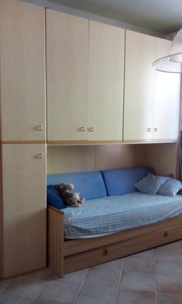 armadio ponte divano letto