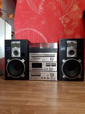 stereo hi fi impianto vintage