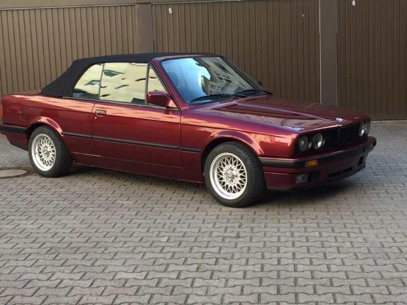 BMW 325i Cabrio 170CV