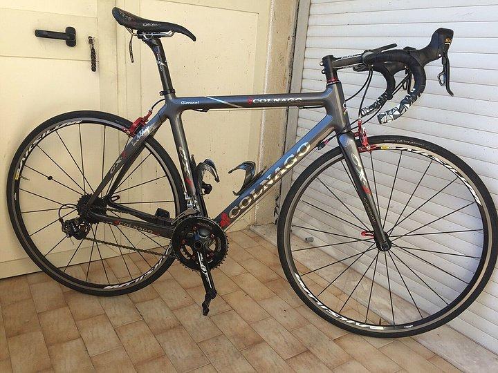 bici da corsa carbonio usata