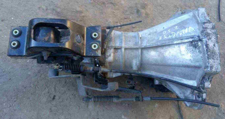 Cambio Nissan Vanette 2300 diesel