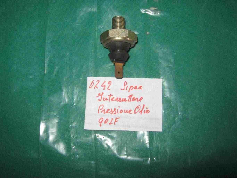 Interruttore pressione olio w golf d'epoca