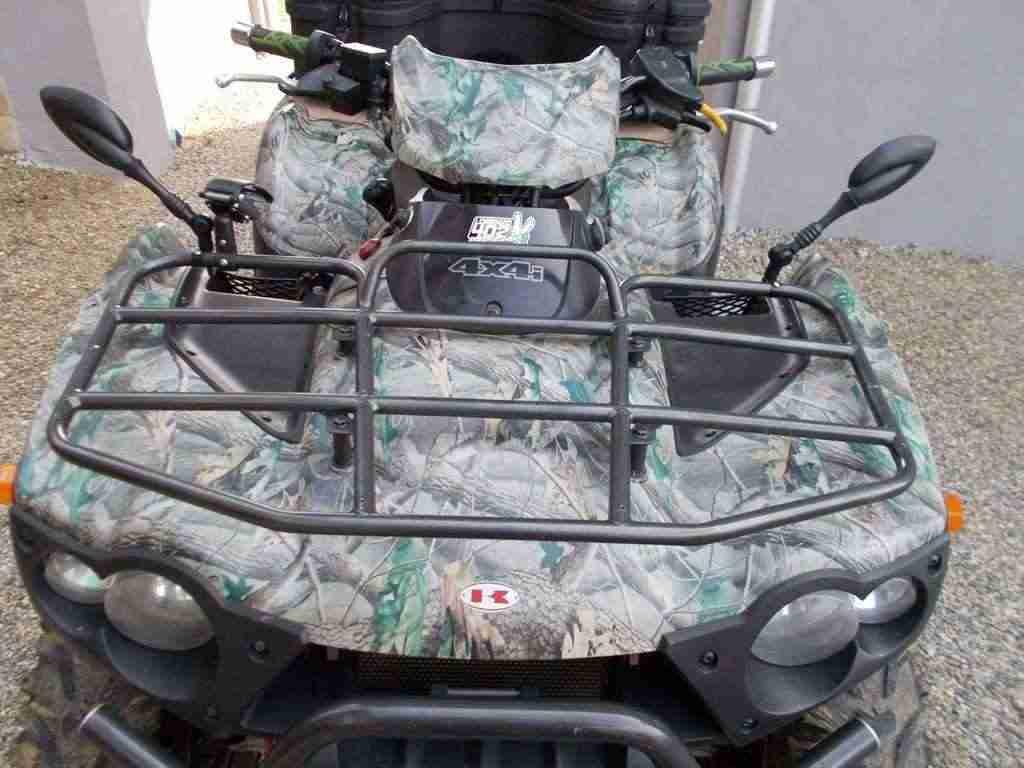 Quad kawasaki brute force 750 cc 4x4 Anno 2005