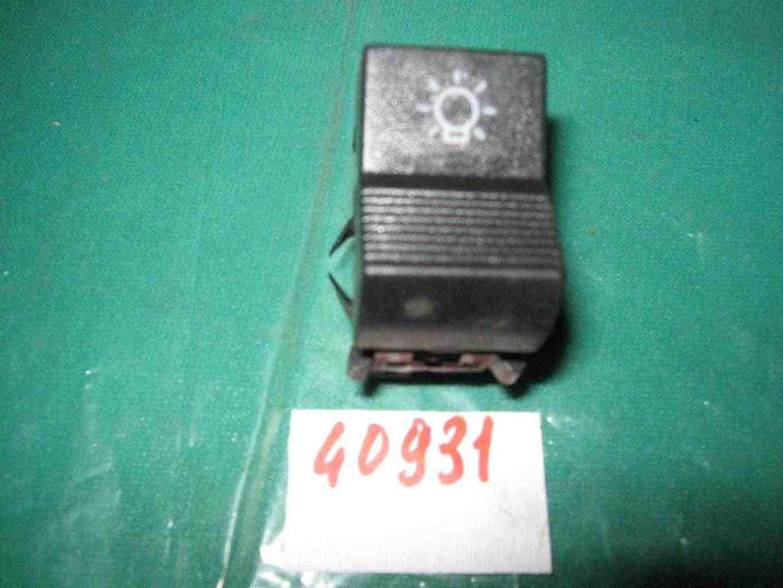 Interruttore luci esterne fiat 128 x1-9 d'epoca