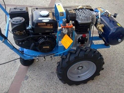 motocompressore campagnola mc 650