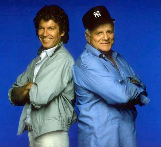 Hardcatsle & McCormick serie tv completa anni 80