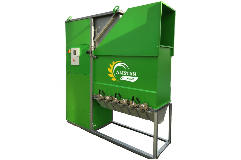 Pulitore calibratore per sementi e cereali ALS-10