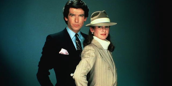 &quotMai dire si serie tv completa anni 80-Pierce Brosnan