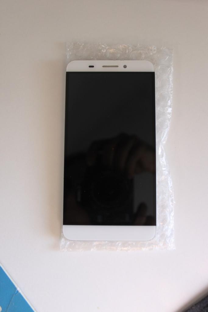 DISPLAY LCD+TOUCH SCREEN per LETV X600 LE ONE BIANCO VETRO GUASTO RICAMBI