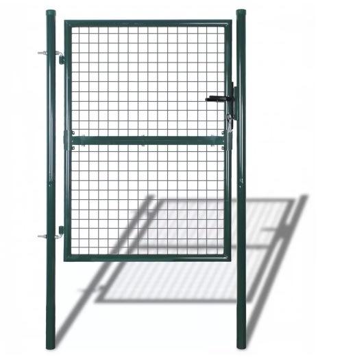 Cancello per giardino in rete metallica 85,5x150 cm / 100x200 cm