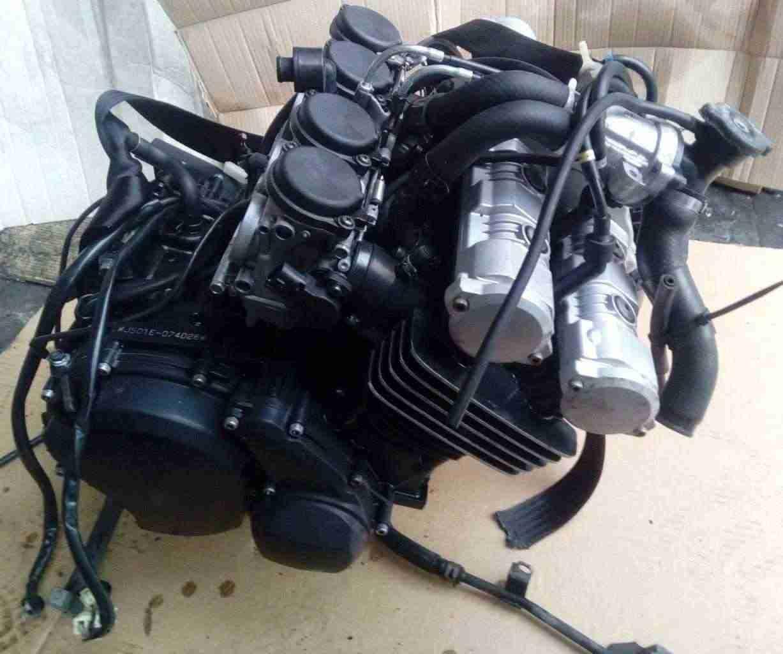 Motore Yahama FZS 600 Fazer anno 2003 J501E