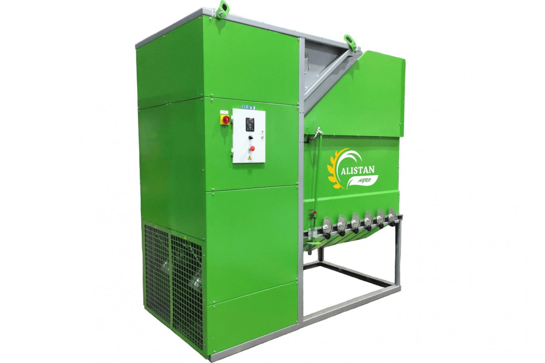 Pulitore calibratore per sementi e cereali ALS-40