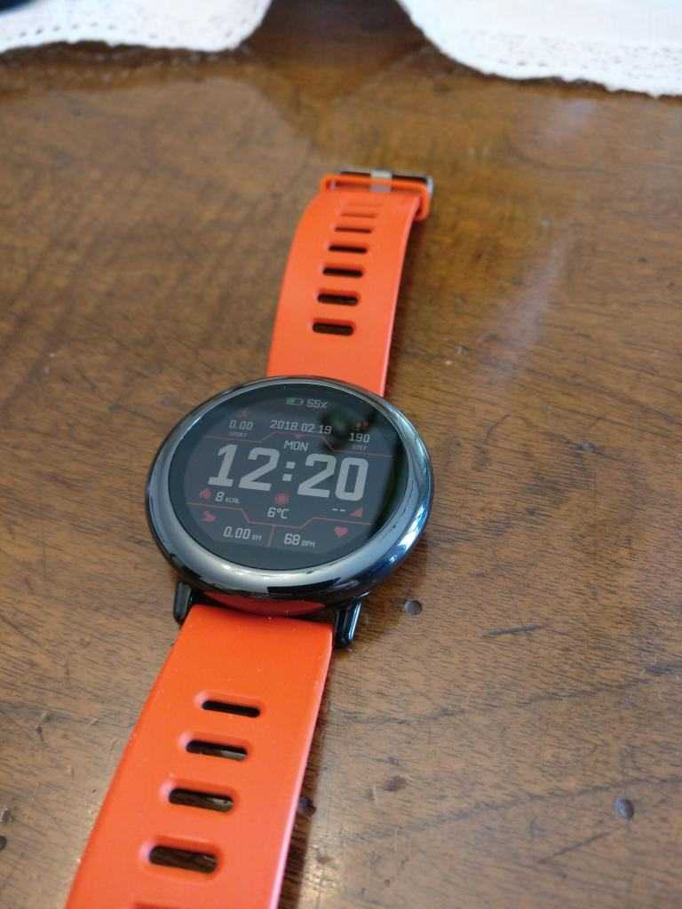 Smartwatch Amazfit Pace Xiaomi con Garanzia Italia