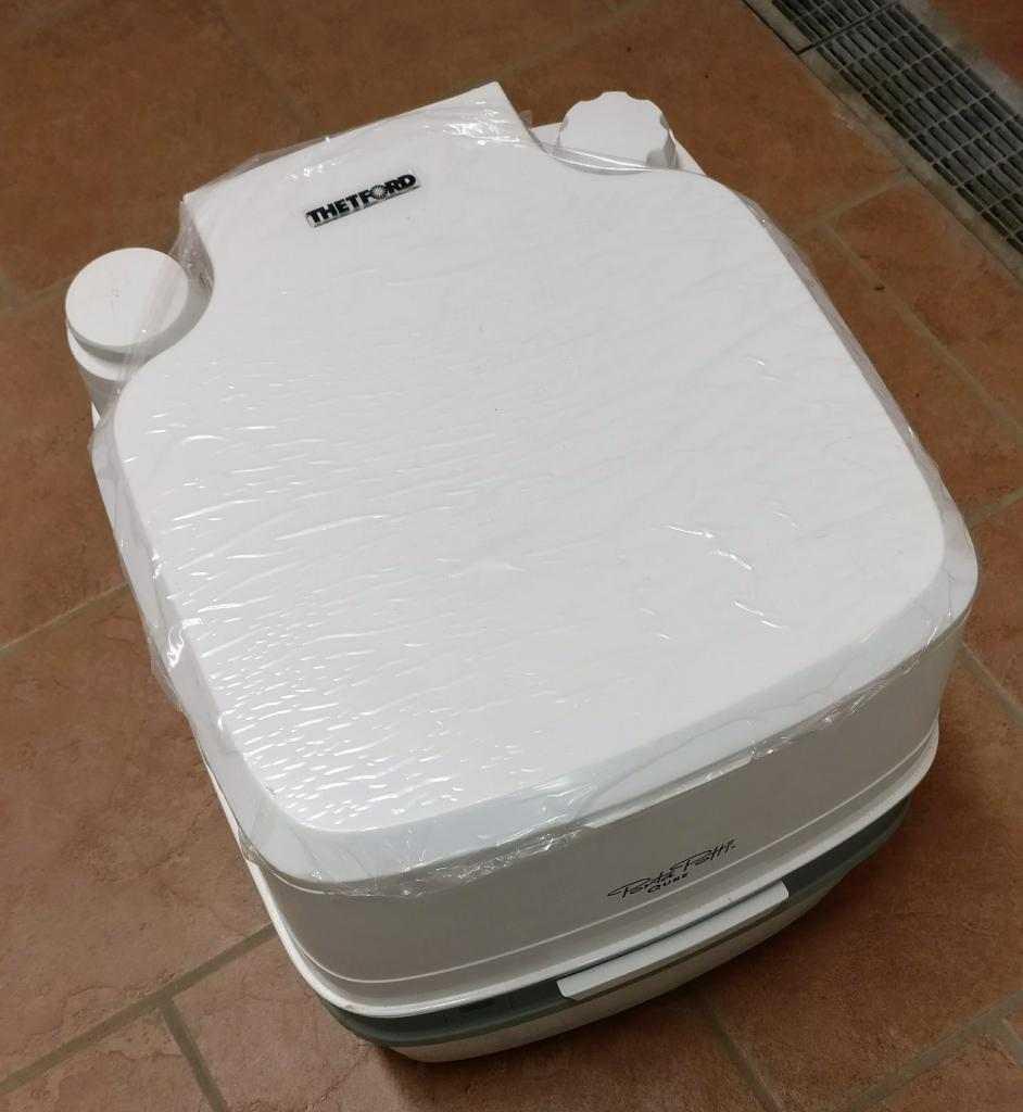 Thetford Porta PottiI QUBE 365 WC Chimico portatile