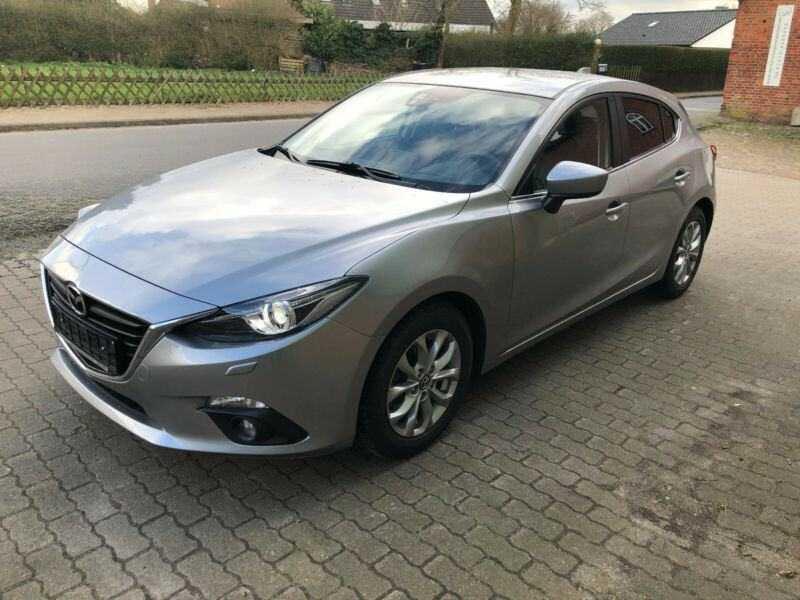 2014 Mazda 3 Auto 120 CV