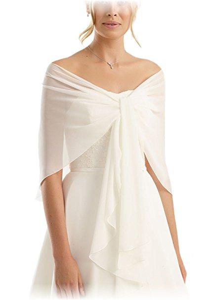 accessori stole e coprispalle abiti da sposa
