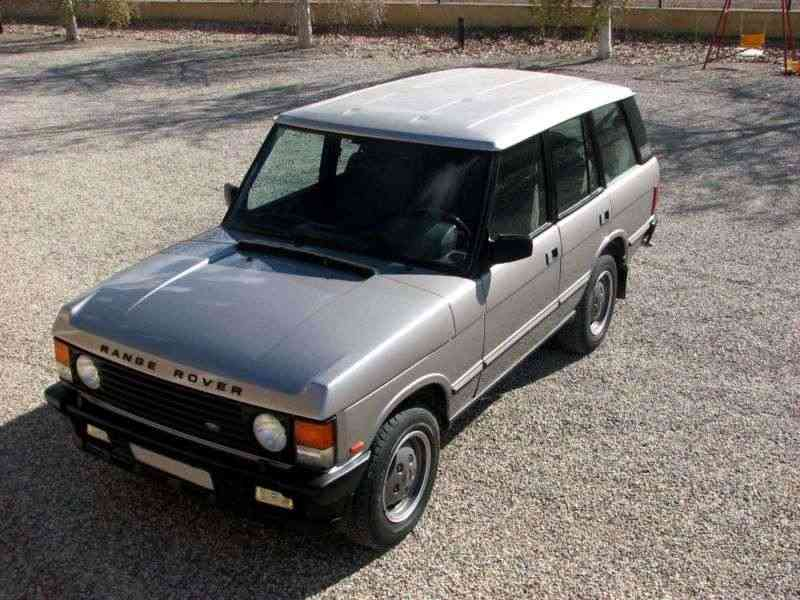 Land Rover Range Rover Vogue 3.9