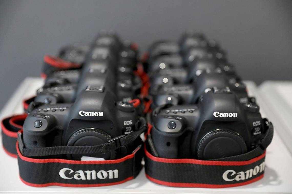 CANON passion (ottiche + reflex)