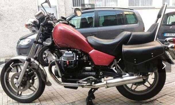 M oto Guzzi V350 > 500