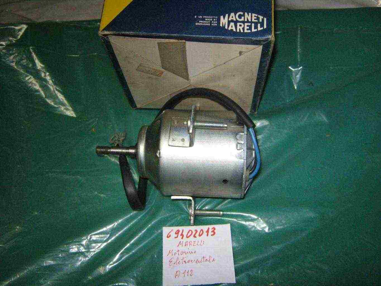 Motorino elettro ventola A112 prima serie d'epoca
