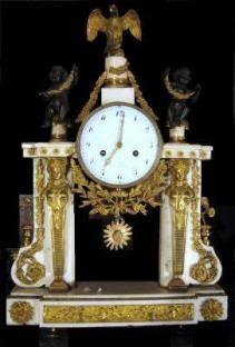orologio del settegento da valutazioni di antiquariato Scippa