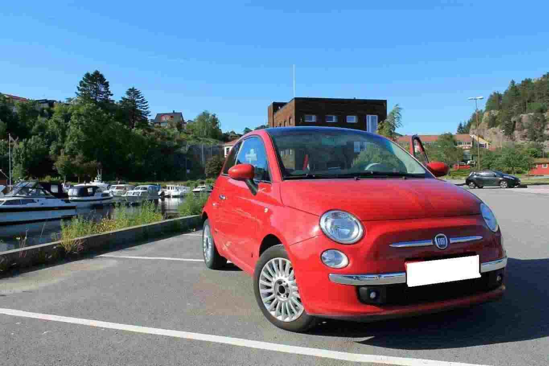 VENDO Fiat 500 1,2 lounge