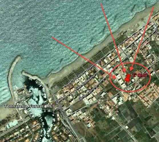 Grazioso appartamento trivani 100 m dal mare vicino Portorosa