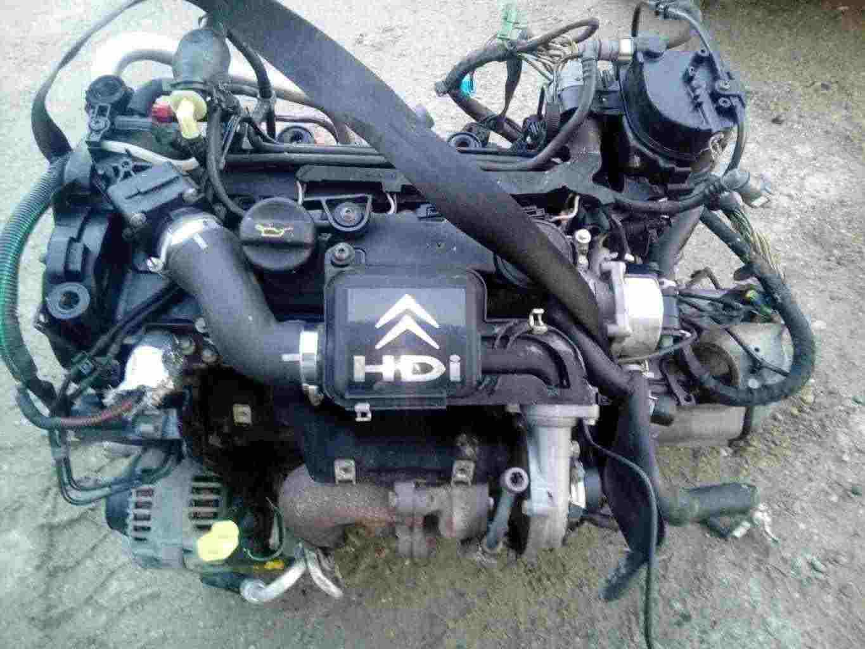 Motore Citroen C3 1400 HDI 8HX Siemens