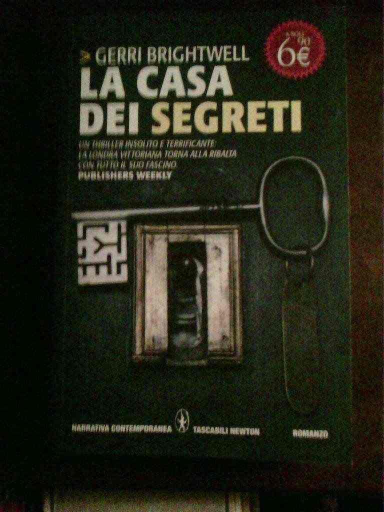 Gerri Brightwell - La casa dei segreti