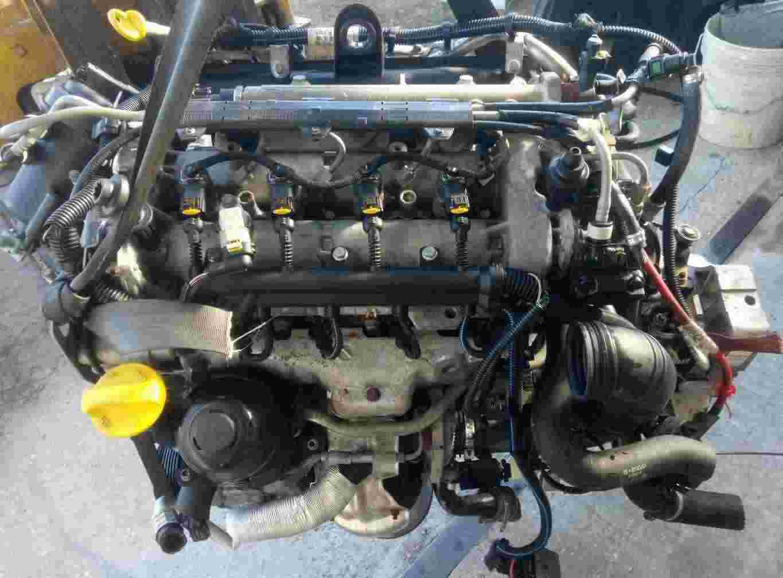 Motore Fiat Panda 1300 multijet 188A8000