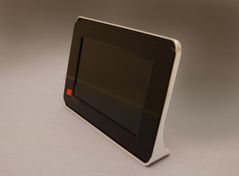 """Cornice digitale NILOX 7"""" ad alta risoluzione (Photo Frame)"""