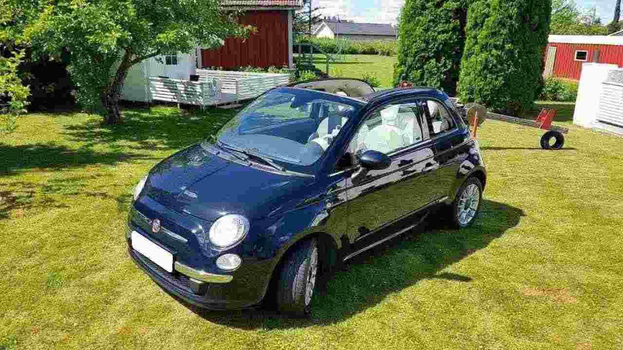 Fiat 500 Cabriolet Anno : 2010