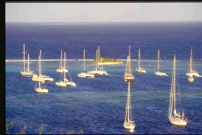 Agosto ai Caraibi in barca a vela