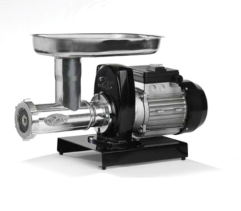 Tritacarne elettrico Palumbo Pavi SM 12 INOX con motore elettrico 400 W 220 V