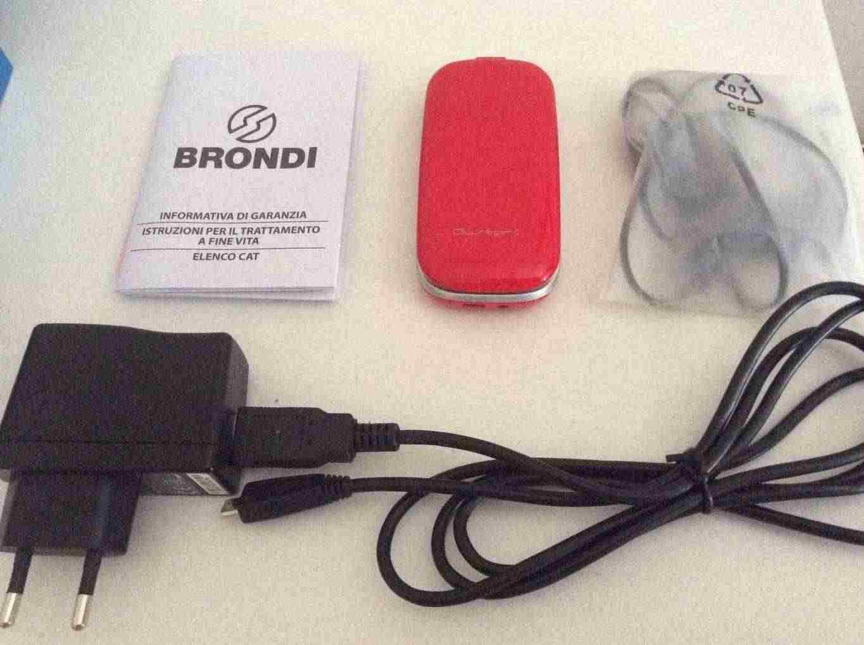 Cellulare Brondi nuovo con garanzia