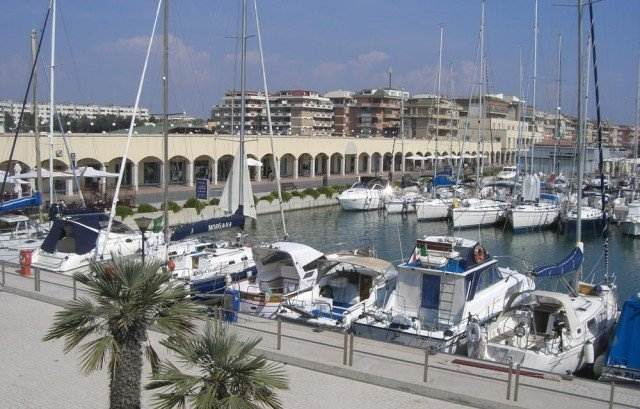 Posto barca Porto di Roma