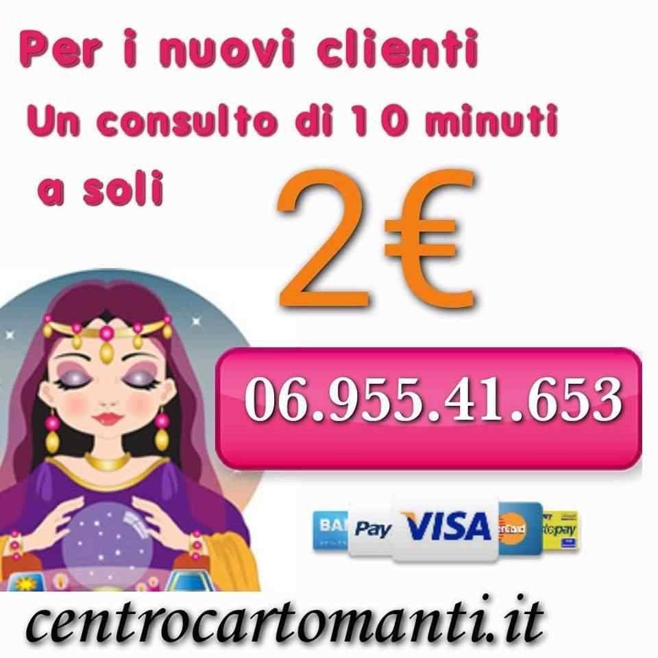 centrocartomanti il tuo consulto a 0,20€ al minuto