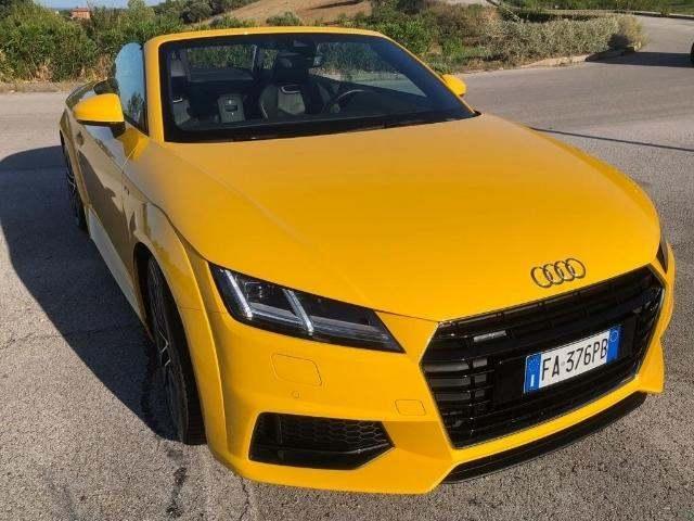 Audi TT Roadster 2.0 TFSI quattro S tronic S
