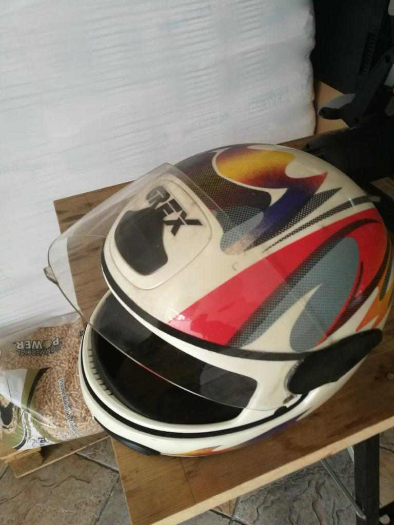 casco integrale GREX