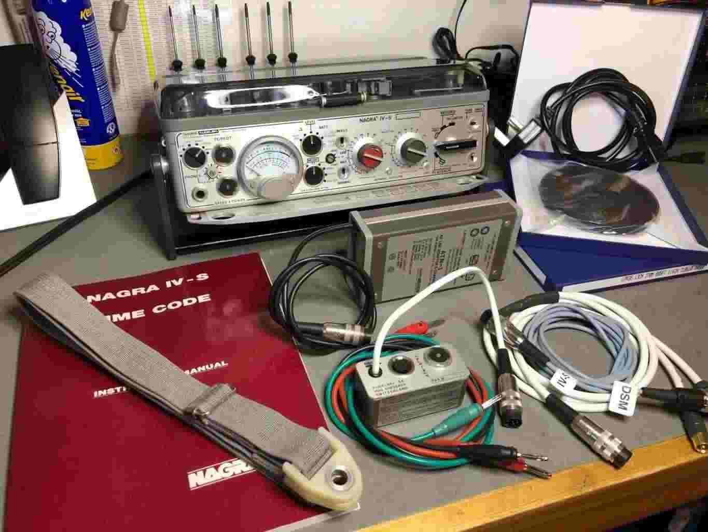 Nagra IV-S TC-accessori
