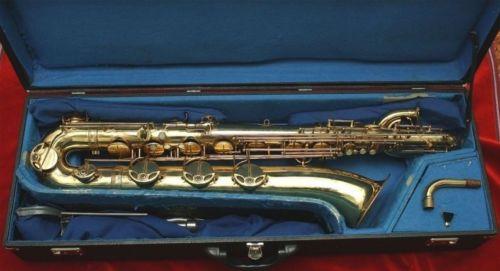 Sassofono Selmer Mark VI Baryton 1959