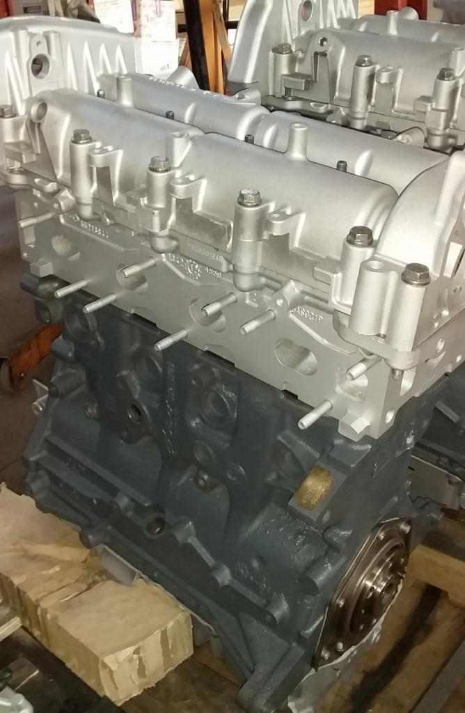 Motore Rigenerato Fiat Doblo' 2.0cc 16v