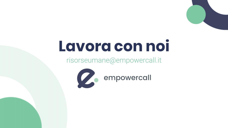 Operatore / Operatrice Call Center Sala Consilina