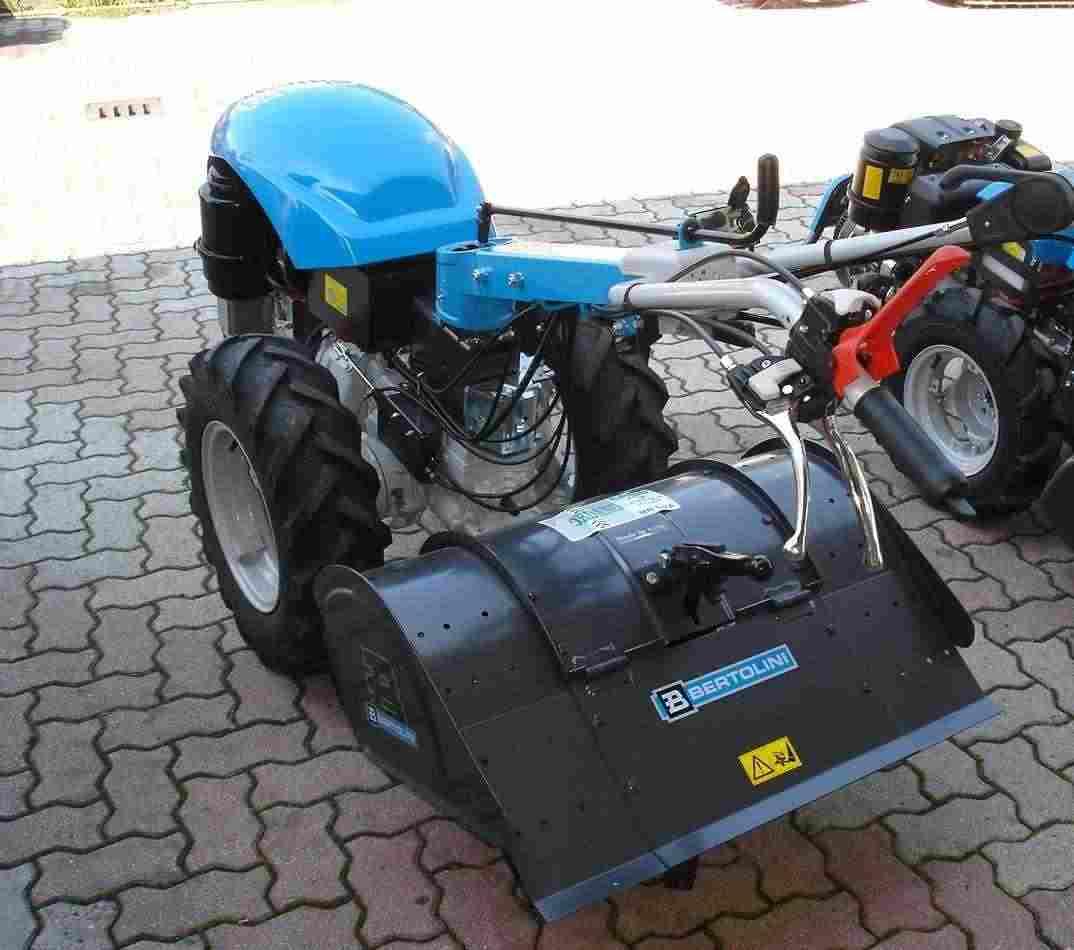 Motocoltivatore professionale Bertolini 417S Diesel