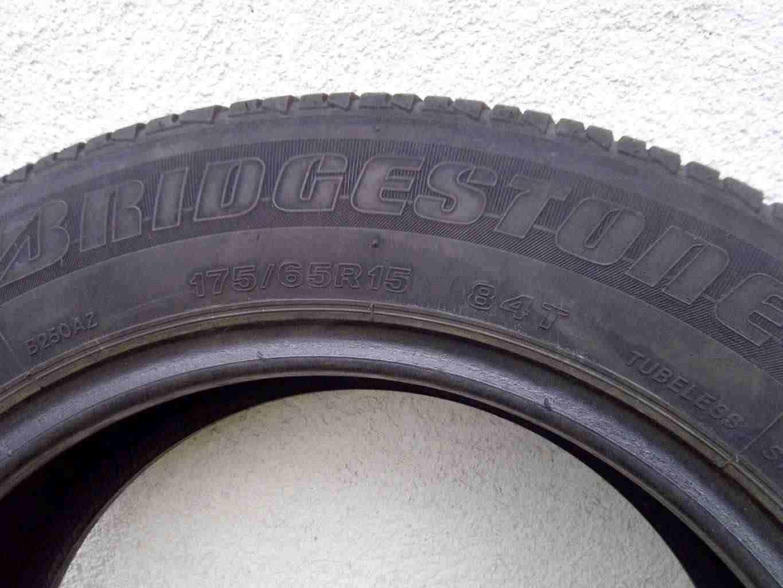 Gomme estive Bridgestone 175/65R15